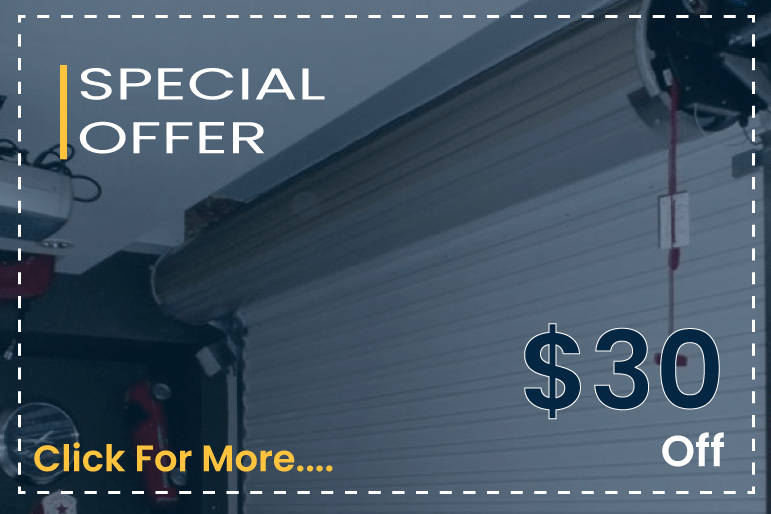 Garage Door Pasadena Offer